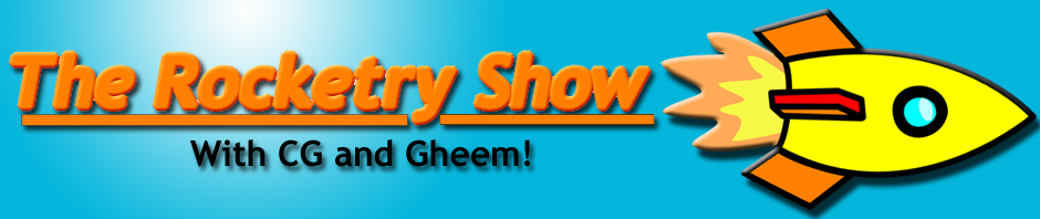 The Rocketry Show logo