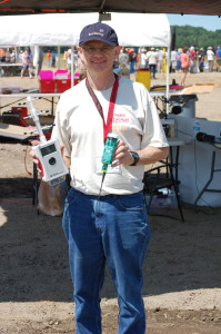 Vern Knowles, Inventor of the Kate Telemetry system. http://www.multitronix.com/