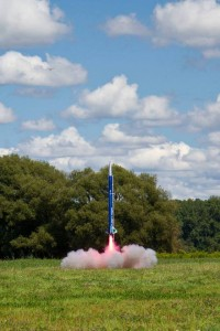 Team OCF's successful launch!